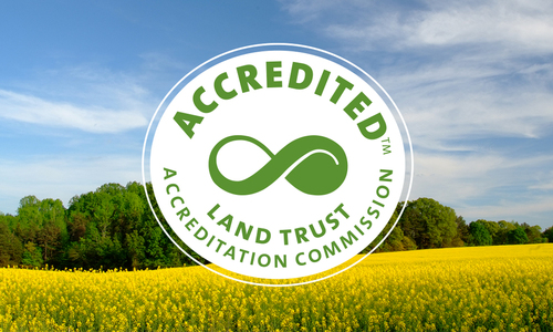 Upstate Forever's land trust renews national accreditation