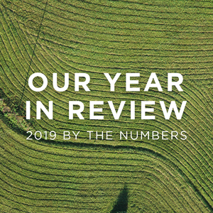 Our year in review: 2019 by the numbers