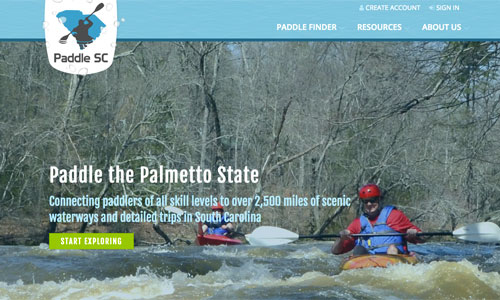 New Go Paddle website is live