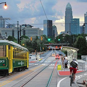 What can Greenville learn from Charlotte?