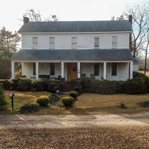 Historic 20-acre property in Travelers Rest permanently protected