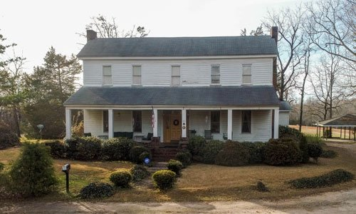 Historic property in Travelers Rest permanently protected