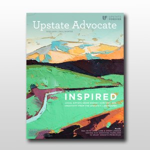 The latest issue of the Upstate Advocate has arrived