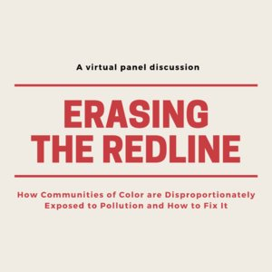 "Watch the recording of ""Erasing the Redline"""