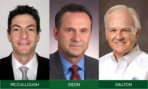 Hank McCullough, Ken Deon, and Charles Dalton Join Upstate Forever Board of Directors