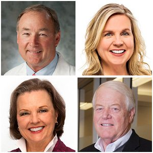 Keith, Jones, Sprague, and Workman join UF board of directors