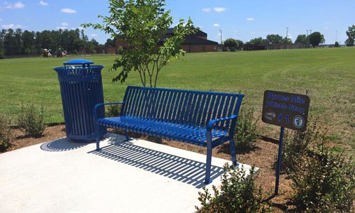 With Whistle Stop #1 now open, Byrnes Linear Park is officially underway
